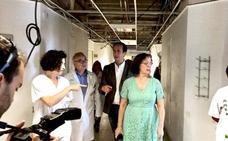 La Junta destina 121.000 euros para las obras de reforma de Torrecárdenas en verano
