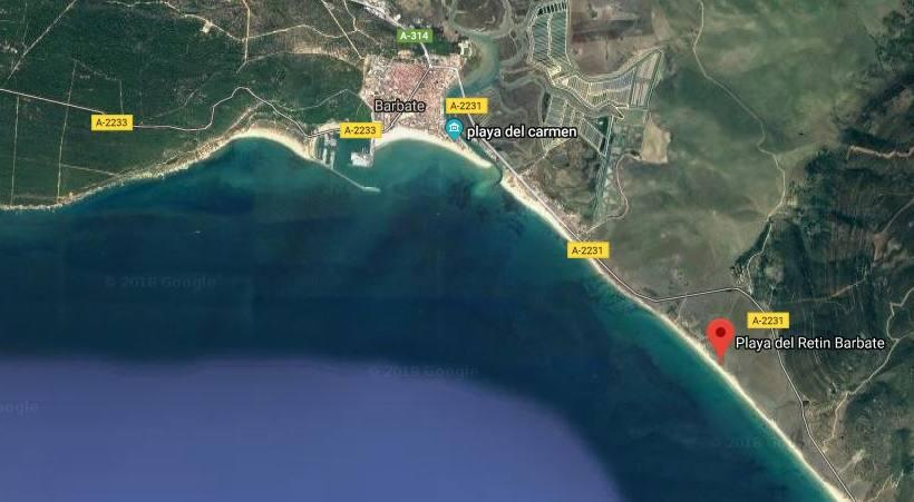 Muere un niño de 4 años en Cádiz tras alejarse de la orilla en una colchoneta por la corriente