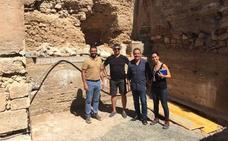 Destinan 30.000 euros a restaurar un tramo de la muralla Norte de la Alcazaba
