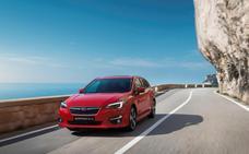 La tracción integral de Subaru también es para el verano
