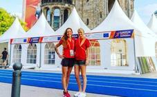 Los atletas bajo la marca de Granada entran en juego en el Europeo de Berlín