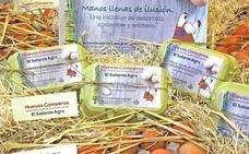 Huevos Camperos de calidad y sabor excelente, una nueva apuesta de desarrollo sostenible de 'El Saliente'