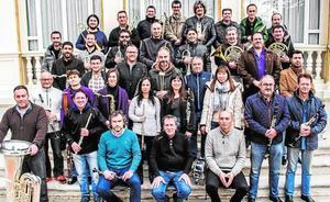 Una formación musical centenaria