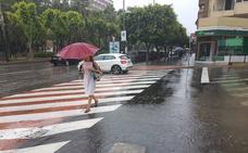 Valle de la Almanzora y Los Vélez se encuentran hoy en riesgo por tormentas