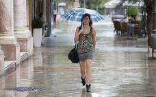 Guadix y Baza están hoy en riesgo por tormentas