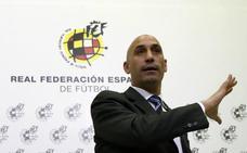 Rubiales no descarta el VAR en la Supercopa