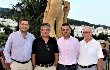 El Ayuntamiento de Pórtugos realiza obras en el pueblo para embellecerlo y atraer a más turistas y visitantes