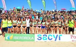 El AM Team Almería infantil femenino conquista España