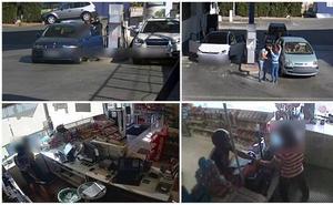 La 'operación Junca': Así fue la 'ola de atracos' de gasolineras en Granada de las últimas semanas
