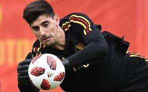 El Real Madrid ya tiene sus guantes de oro
