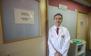 Los trasplantes aumentan más de un 19% en el primer semestre del año