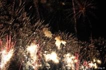 Así vieron nuestros lectores los fuegos artificiales en Motril