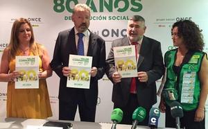 La ONCE reparte 22 millones en premios en un año y crea 76 puestos de trabajo en Granada