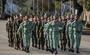 156 jóvenes almerienses mantienen las posibilidades de ingreso en las Fuerzas Armadas