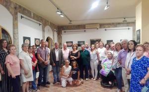 Una exposición fotográfica sobre la Necrópolis de las Eras recupera la presencia de los íberos en La Guardia