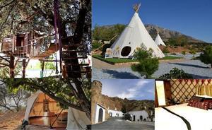 5 alojamientos curiosos para descubrir Granada de una forma diferente
