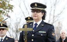 Pilar Allué es la primera mujer en un puesto de sub director general de la Policía