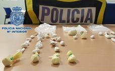 Tres detenidos en una operación contra la venta de drogas en clubes de alterne y locales nocturnos en Granada