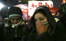 El Senado argentino rechaza el proyecto de ley para legalizar el aborto