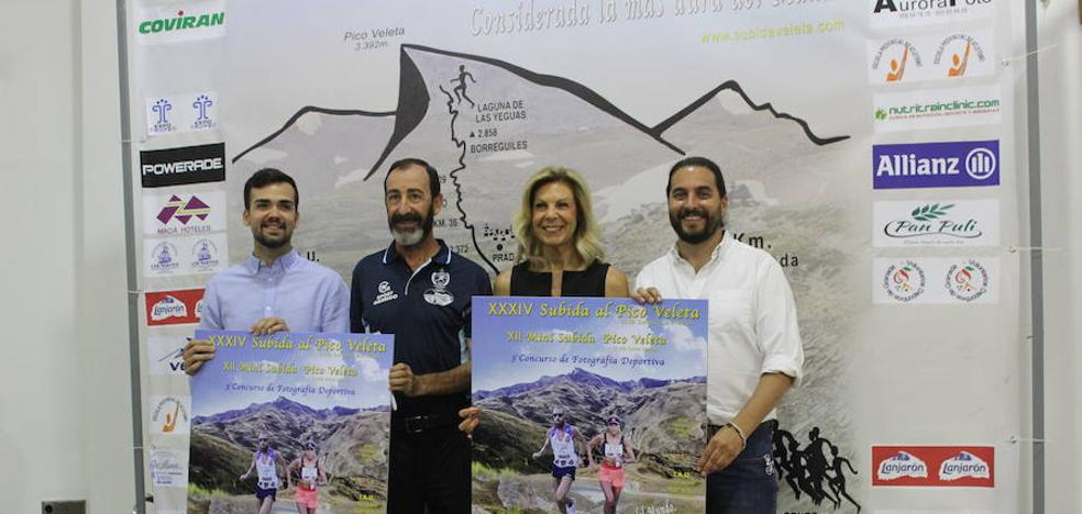 La XXXIV Subida al Veleta vuelve a batir récords
