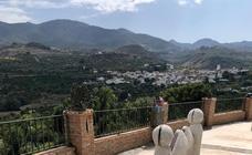 La belleza del Valle de Lecrín