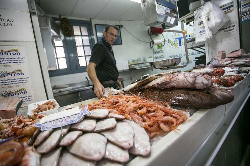 El mercado de Motril se queda sin almejas andaluzas, afectadas por toxinas