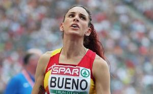 Laura Bueno acusa el cansancio en la semifinal y cierra última su carrera
