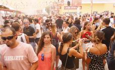 La Feria de Día se anima con la llegada del fin de semana