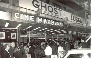 El Madrigal, el superviviente de los grandes cines de Granada