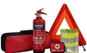 ¿Qué objetos debes llevar por obligación en tu coche? ¿Cuáles son aconsejables?