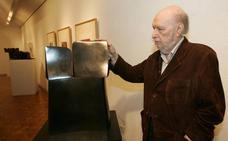 Fallece el escultor José Luis Sánchez, precursor de la abstracción