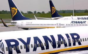 La OCU facilitará las reclamaciones a los afectados por la huelga de Ryanair