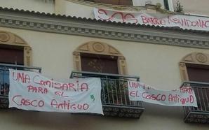 Vecinos del casco histórico reclaman más presencia policial