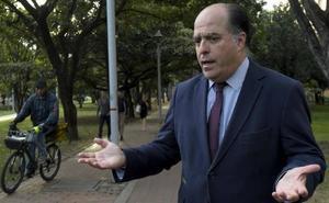 Un líder opositor venezolano dice que Zapatero le amenazó tras rechazar un acuerdo con Maduro