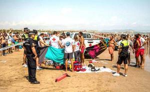 Hallan el cadáver del chico de 20 años que entró en el mar tras salir de una discoteca