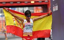 ¡La granadina María Pérez, campeona de Europa!