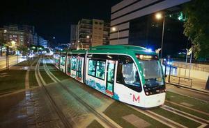 Google Maps no reconoce la línea y las paradas del metro de Granada
