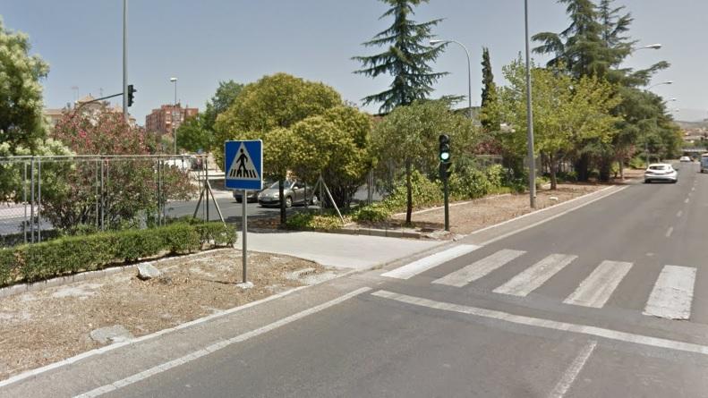 Cuatro motoristas heridos en accidentes de tráfico en Granada y Motril