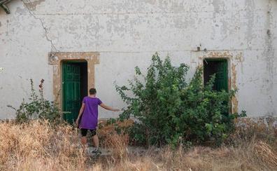 Un poblado para veinte familias en los tiempos de la 'Estrella de Moreda'