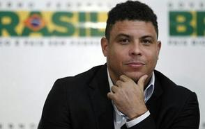 El exfutbolista Ronaldo, ingresado por una neumonía en la UCI en Ibizia