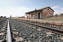 Recorrido por la línea de tren entre Granada y Moreda