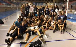 El Club Voleibol Linares cierra la temporada reivindicando más apoyo para su deporte
