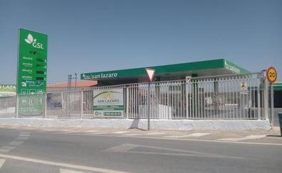 Nuevo atraco a una gasolinera, esta vez en Güevéjar