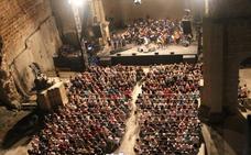 Noche histórica de José Mercé en Cazorla