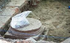 Sorprenden a cuatro individuos cuando robaban piezas del yacimiento arqueológico del Zaidín