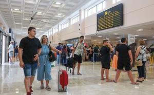 El aeropuerto de Granada alcanza un incremento de pasajeros del 21,7% en julio