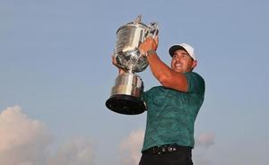 Koepka gana el Campeonato de la PGA, con Rahm cuarto