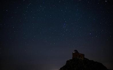 Las mejores imágenes de la noche de perseidas desde Sierra Nevada