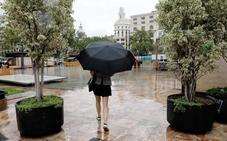 Las tormentas protagonizan el arranque de semana en la mayor parte de España