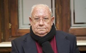 Fallece a los 79 años Ramón Moya, constructor de decorados de películas como 'Gladiator' o 'El laberinto del fauno'